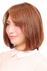 ☆美髪計画☆フェミニンボブ